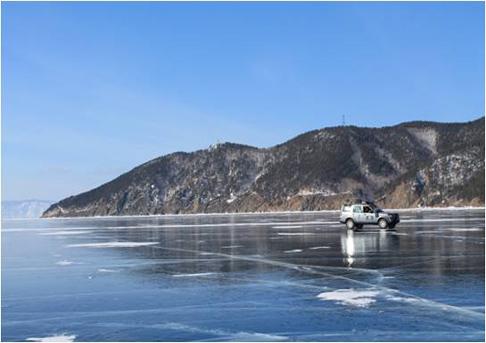 Iced Baikal